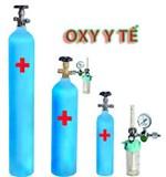 Khí Oxy tinh khiết, bán khí Oxy tinh khiết, khí Oxy 5.0(99.999%)